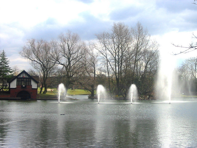 Hanley Park Lake