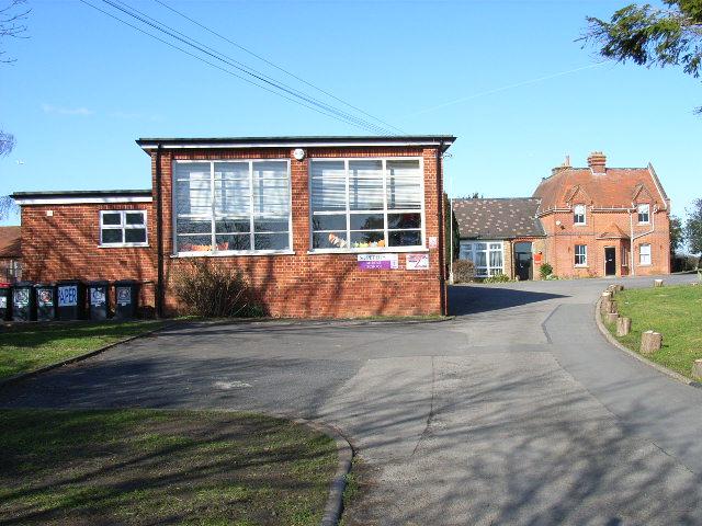 St Peter's Middle School, Old Windsor