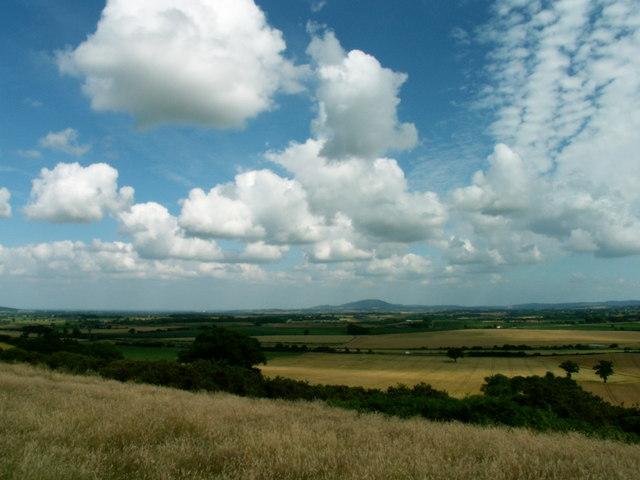 Lyth Hill, Bayston Hill, South of Shrewsbury