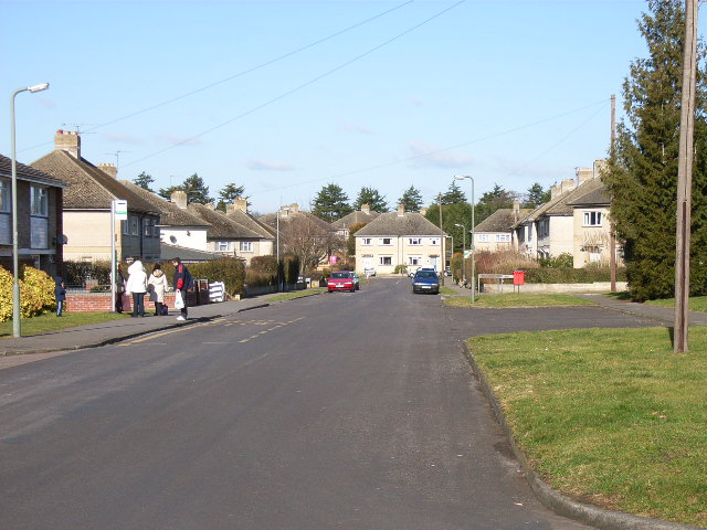 The Forest Estate, Englefield Green