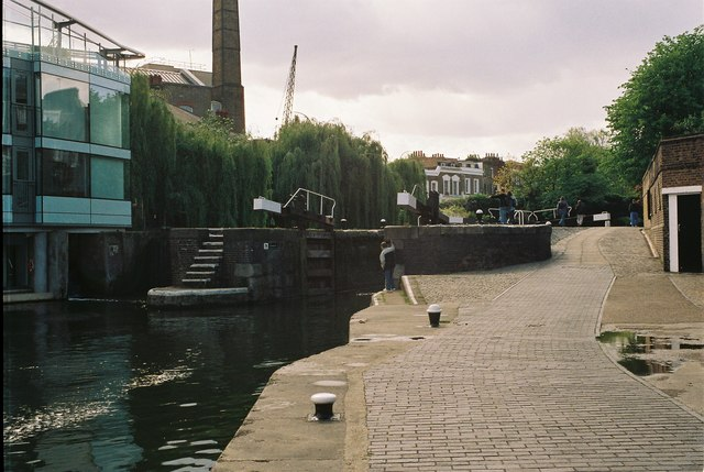 Regent's Canal - City Road Lock
