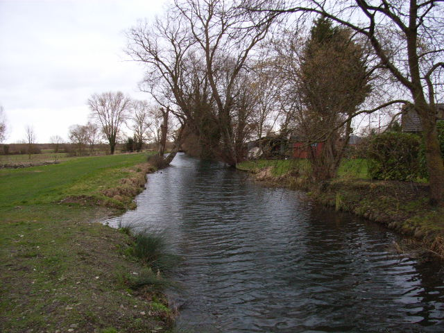 Mill Brook, Hagbourne Mill