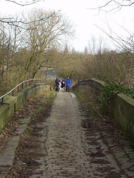 Pack Horse Bridge, Calverley / Horsforth