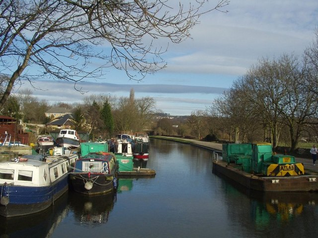 Leeds and Liverpool Canal, Rodley