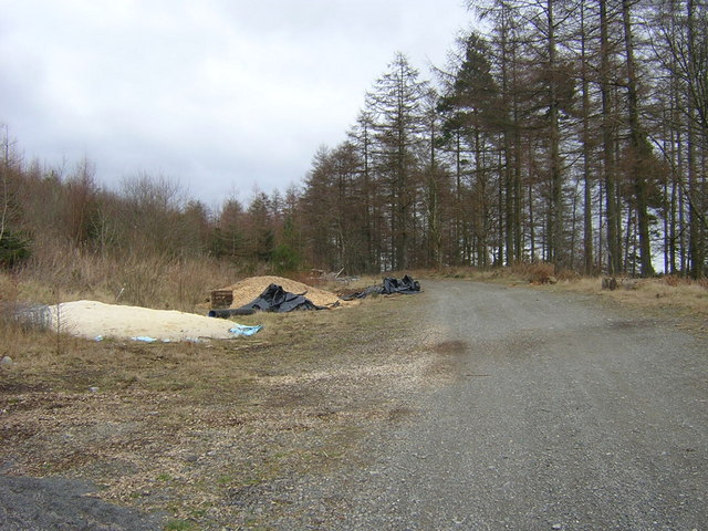 Trackside Storage, Mabie Forest