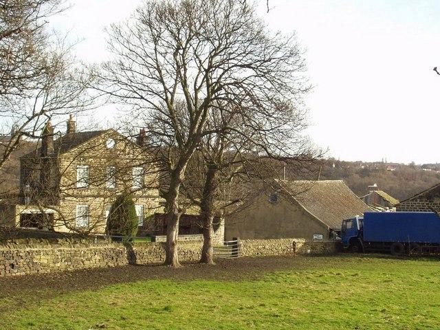 Rodley Fold Farm
