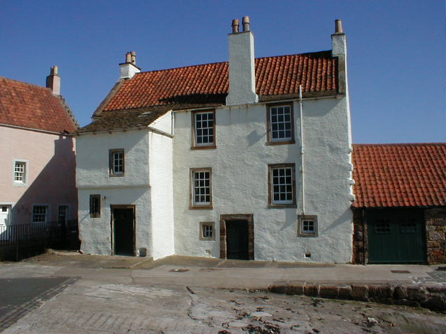 House by Pittenweem Harbour