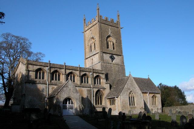 Withington church