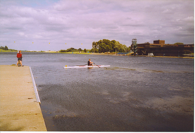 Holme Pierrepont, National Water Sports Centre.