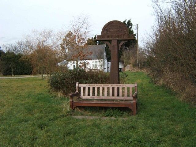 South Fambridge Sign