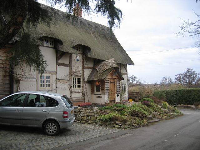Oversley Cottage