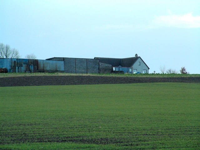 Farm near Coaltown of Callange