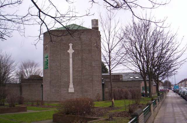 St Columba's, Anfield