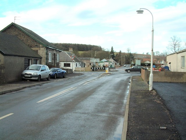 Pitscottie crossroads