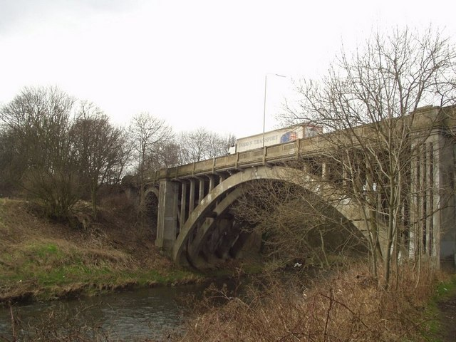 Ring Road Bridge, Horsforth / Calverley