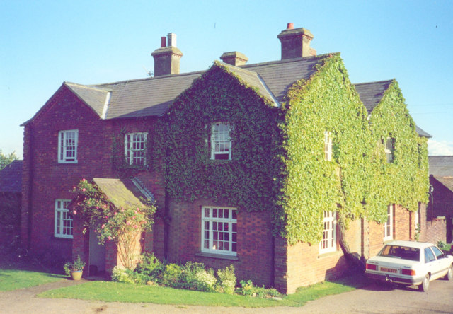 Rudwick Hall, Peters Green