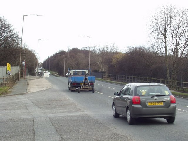 Leeds Ring Road, Horsforth