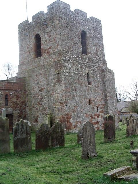 Burgh-by-Sands Church