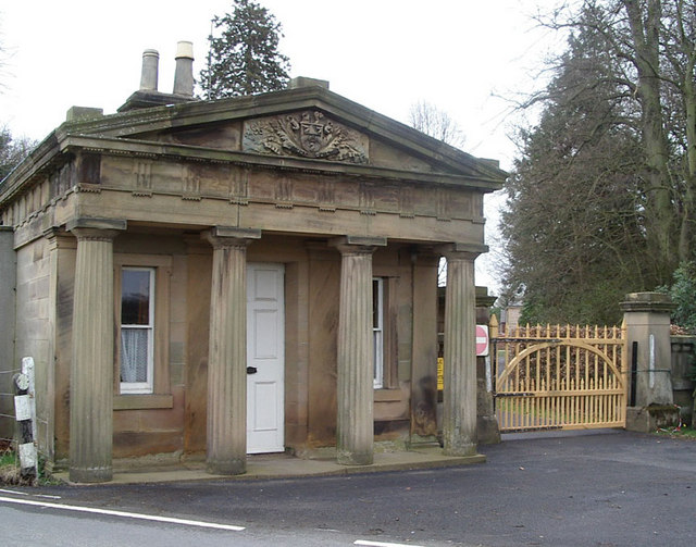 Gatehouse to Rickerby Park, Carlisle