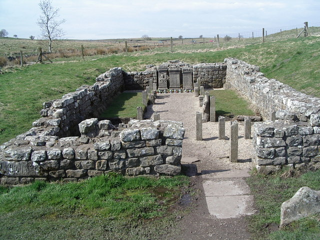 Temple of Mithras,  Carrawburgh