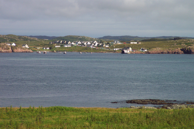 Fionnphort from Iona