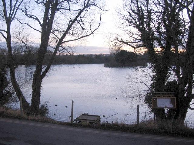 Station Pond
