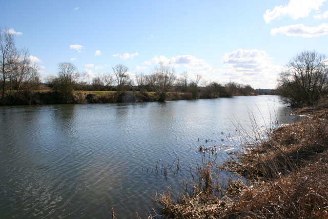 Thames between Sandford and Radley