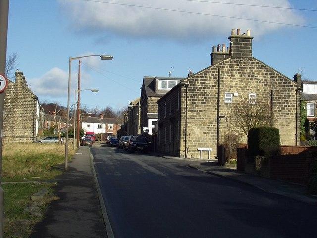 Regent Road, Horsforth