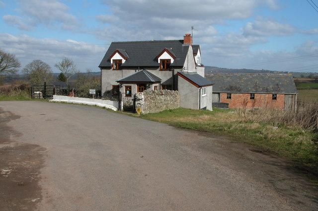 Cottage at Size Croft, Kilpeck