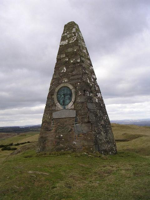Almagill Hill, Between Dalton & Lochmaben