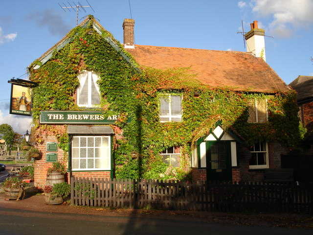 The Brewers Arms Vines Cross East Sussex
