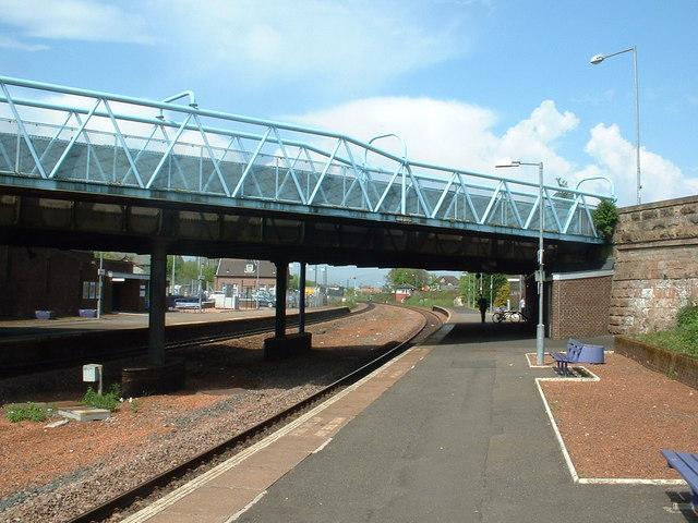 Larbert Station