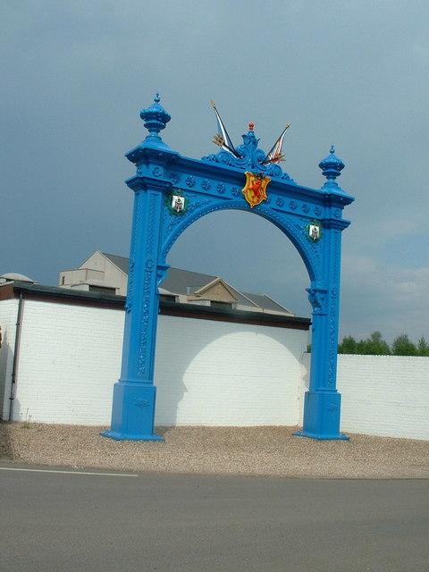 Carron Works, Falkirk