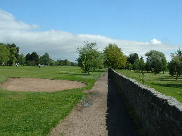 Tryst Golf Course, Larbert