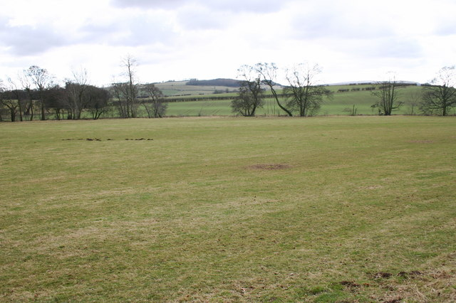 Grazing Land beside River Eamont