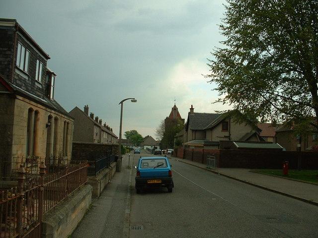 Church Street, Stenhousemuir