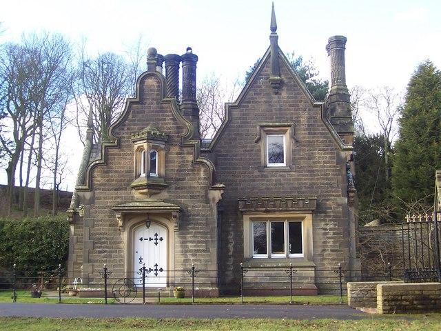 Lodge, Broughton Hall
