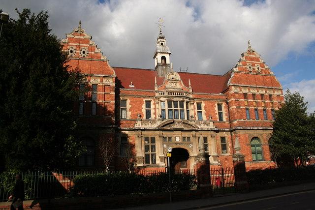 City School, Monks Road