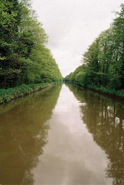 Llangollen Canal - Whixall Moss