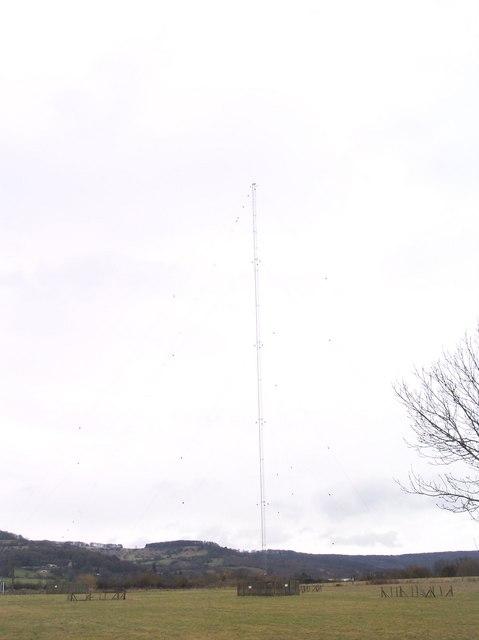 Shurdington Radio Mast