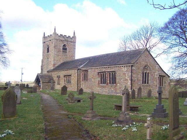 All Saints Church, Elslack