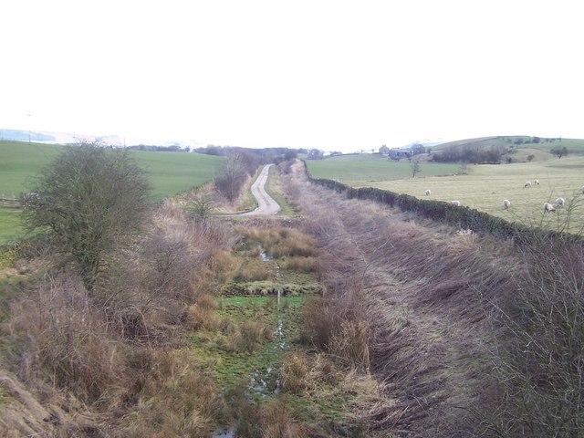 Disused Railway, nr. Elslack