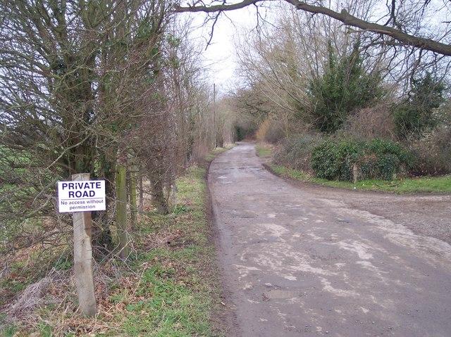 Sandy Pluck Lane