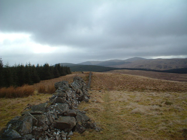 Southern Upland Way, Beld Knowe