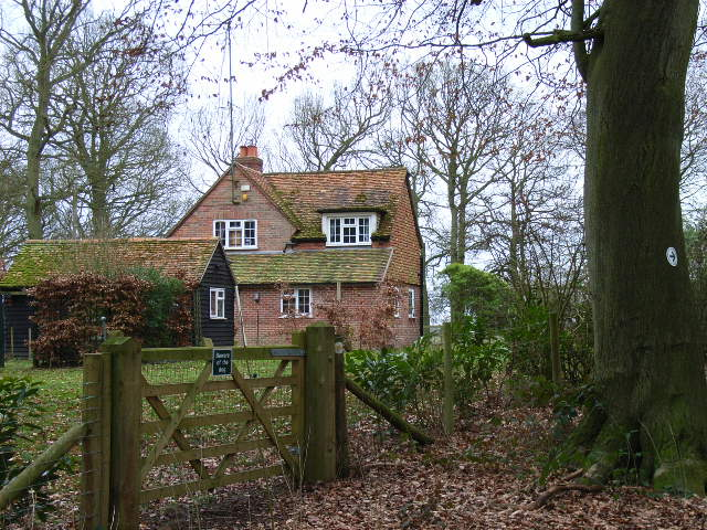 Cottage in Ham Wood