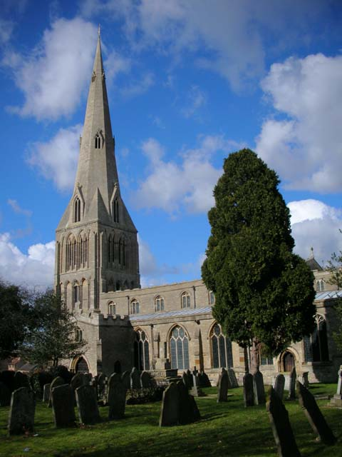 St Peter's Church Raunds