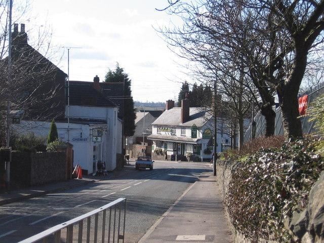 Ratby, near town centre