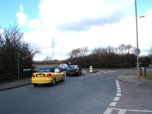 Old Wickford Road Roundabout