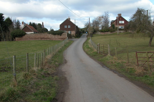 Ruxton, near King's Caple