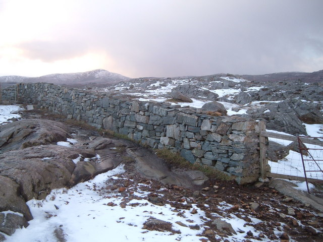 Harris Drystone Dyking